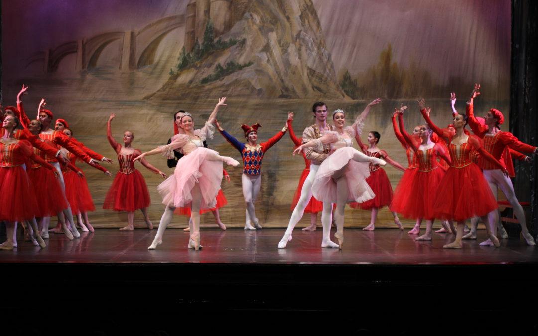 TEATRO ROSSINI 11/01/2019 IL LAGO DEI CIGNI del MOSCOW CLASSICAL RUSSIAN BALLET